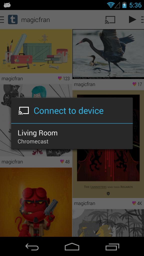 Verbinding Maken De Chromecast Chromecast Info
