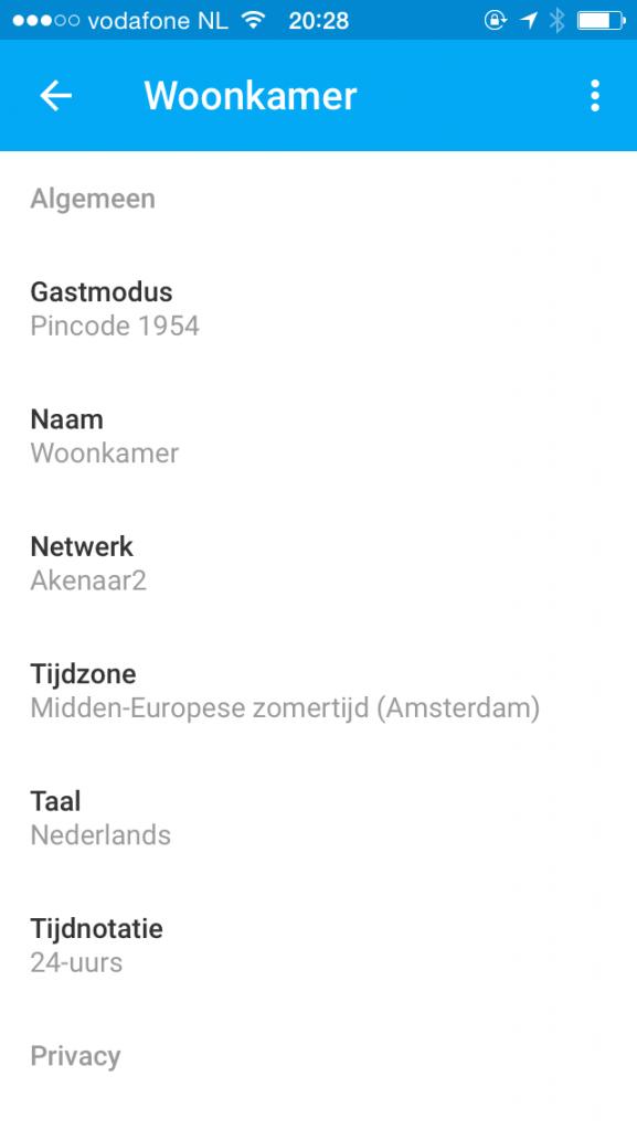 Chromecast app 2